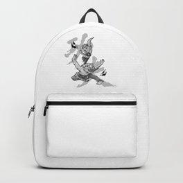 KungFu Zodiac - Tiger and Rabbit Backpack