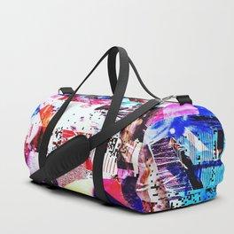 Cowgirl BeeBop Duffle Bag