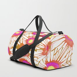 Do Not Stare at the Sun Duffle Bag