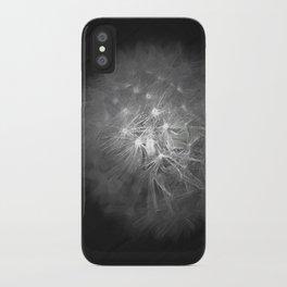 dandylion dreams iPhone Case