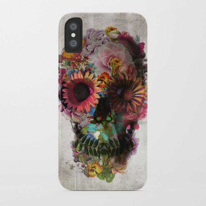 SKULL 2 iPhone Case