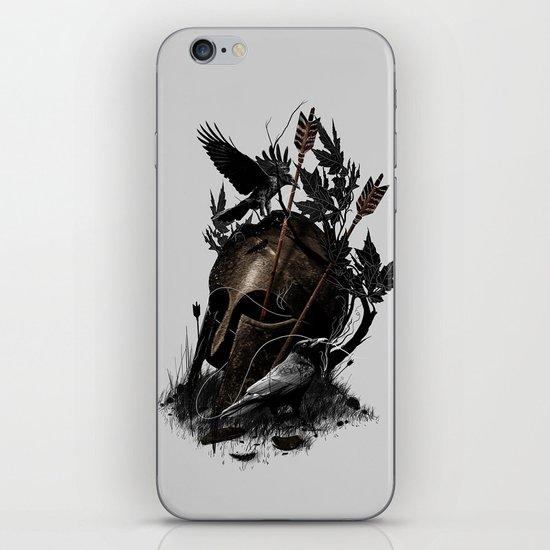 Legends Fall iPhone & iPod Skin