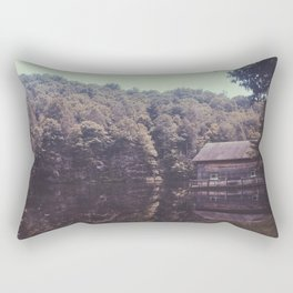 Julia Cabin Rectangular Pillow