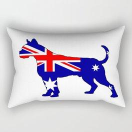 Australian Flag - Boxer Rectangular Pillow