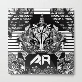 All Radical Metal Print