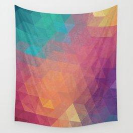 Geometric art Wall Tapestry