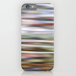 color bathing iPhone Case