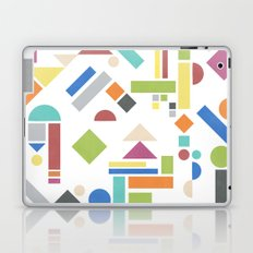 Geometry 1 colorful Laptop & iPad Skin