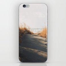 Trail to the beach iPhone & iPod Skin