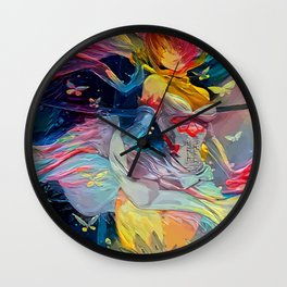 Fate Apocrypha: Frankenstain Wall Clock