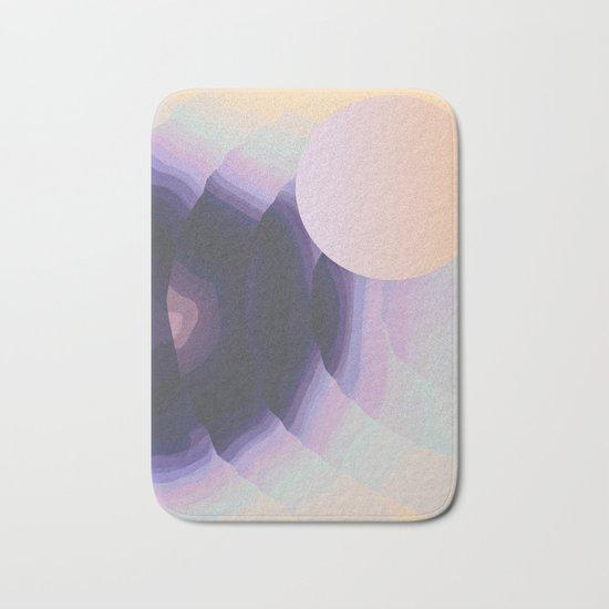 Ultraviolet Impulses Bath Mat