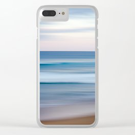 Brushed Clear iPhone Case