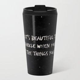 .things you love. Metal Travel Mug