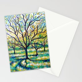 Spring Orchard (*Koinonia*) Stationery Cards