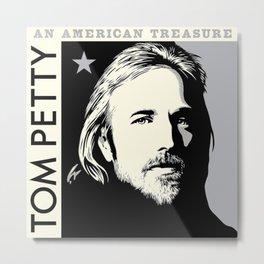 tom petty album 2020 atin12 Metal Print