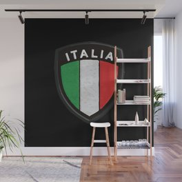 italia hemblem Wall Mural