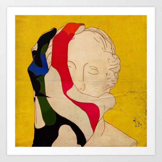 GRIM REAPER #1 Art Print