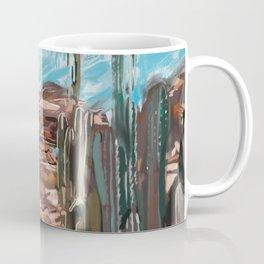 Desert Mindset - Settings Series, 2018, Foolish Studio Coffee Mug