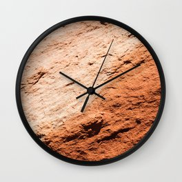 Red Rock 2 Wall Clock