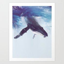 The Great Escape Art Print