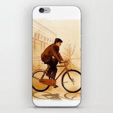 The Biker iPhone & iPod Skin