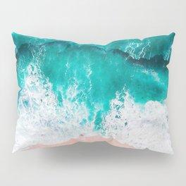 Ocean adventures -drone Pillow Sham