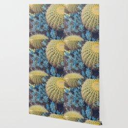 Boho Cactus Garden Wallpaper