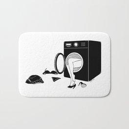 Washing Bad Memories Bath Mat