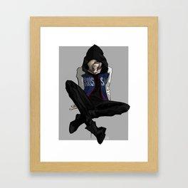 Yuri Plisetsky Framed Art Print