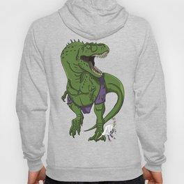 Hulkasaurus Rex - Superhero Dinosaurs Series Hoody