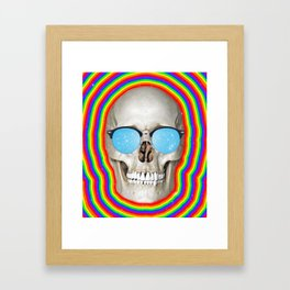 Euphoric Death Framed Art Print