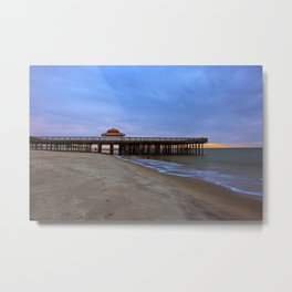 New Years Sunrise Metal Print