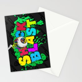 Original ShockBlast x Tumblr Classic Grime Logo Stationery Cards
