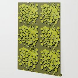 3D Futuristic Cubes V Wallpaper