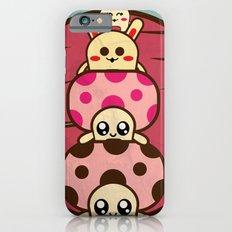 Mushrooms and iPhone 6s Slim Case