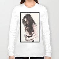 fly Long Sleeve T-shirts featuring Fly by Carlos ARL