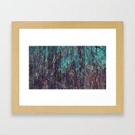 Leaf Me Be #6 Framed Art Print