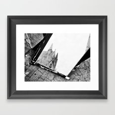 . . . elpmeT Framed Art Print