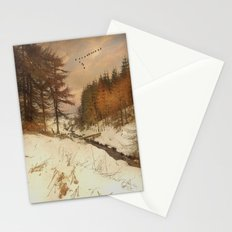 A winter's Tale Stationery Cards