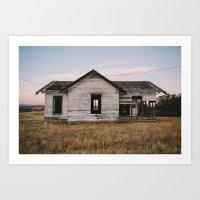 |WHITE HOUSE| Art Print