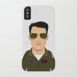 Maverick iPhone Case