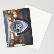Out Tonight Stationery Cards