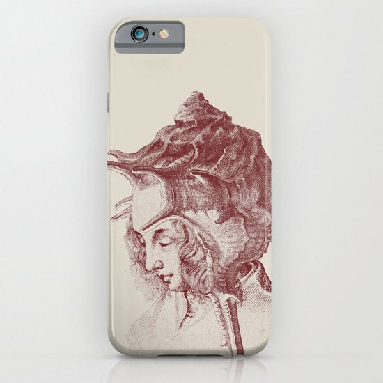 Haute Coiffure  /#7 iPhone & iPod Case