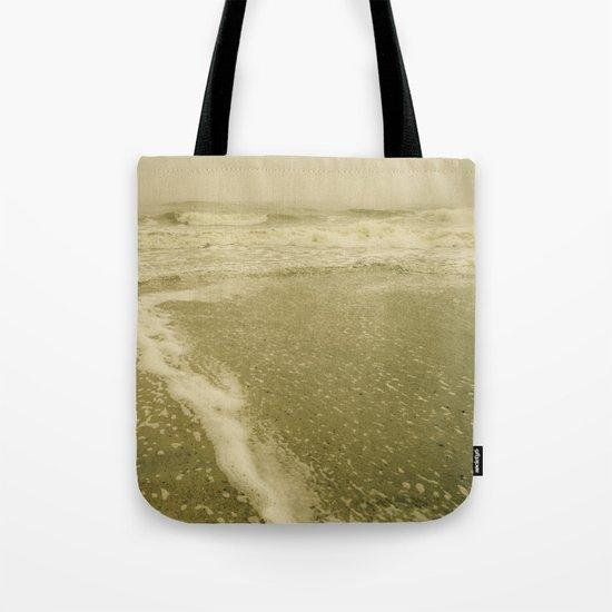 Ocean Waves Tote Bag