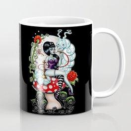 Alice in Zombieland - Schmokin' Caterpillar Coffee Mug