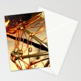 Warm Octagonals Stationery Cards