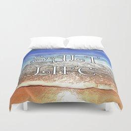 Salt Life Duvet Cover