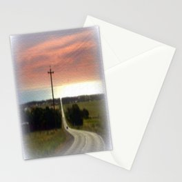 Road to Jervis Bay Stationery Cards