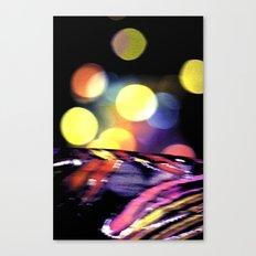 Scarf II Canvas Print