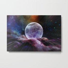Planetary Soul Harmony Metal Print
